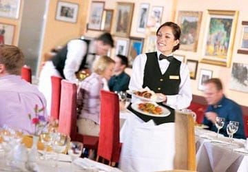 po_ferries_pride_of_bruges_langans_brasserie_service